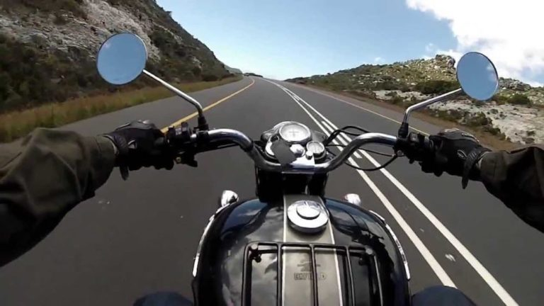 Preparing Your Motor Cycle for Transport