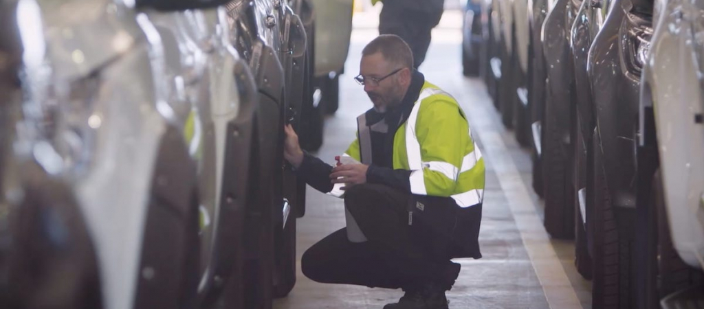 Pre-delivery inspections at PrixCar Services